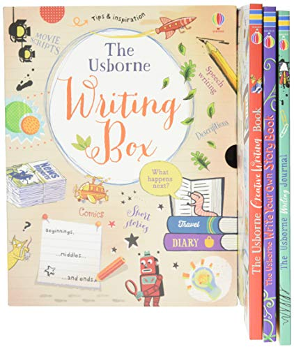 Usborne Writing Box