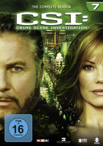 CSI: Crime Scene Investigation - Die komplette Season 7 [6 DVDs]