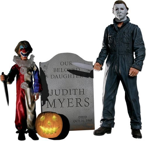 Action Figur Halloween: The Evolution of Evil (with Light)