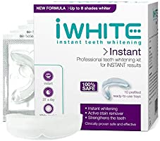 iWhite Instant Professional Teeth Whitening Kit 10 Trays