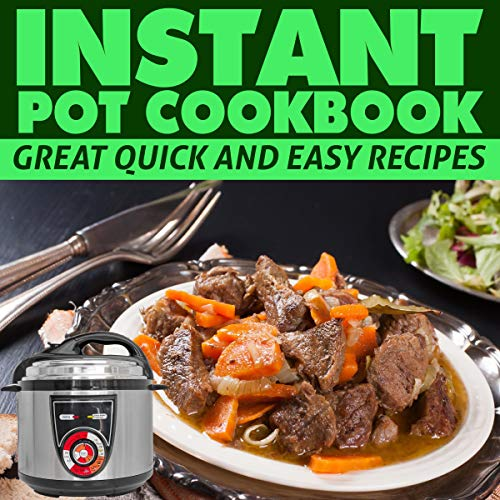 Instant Pot Cookbook  By  cover art
