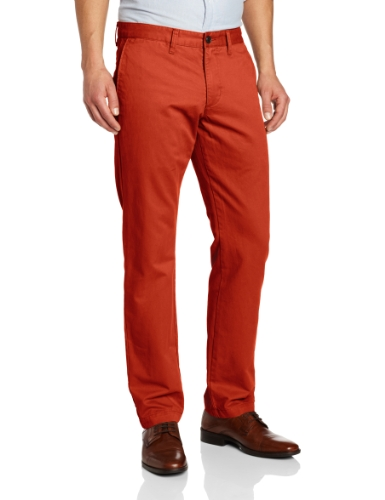 Dockers Men's Modern Khaki Slim Tapered Flat Front Pant