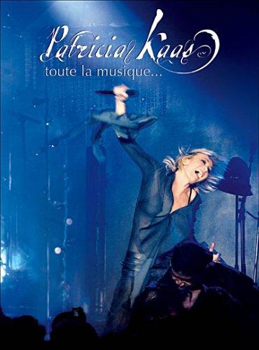 Patricia Kaas : Toute La Musique… [inclus 1 CD audio]
