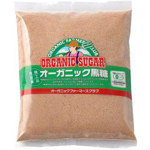 高橋ソース『オーガニック黒糖』