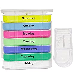 Pill Organizer Box by Thassio