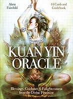 クアンインオラクル 女神観音菩薩 オラクル オラクルカード 44枚 英語のみ(アラーナ・フェアチャイルド)Kuan Yin Oracle