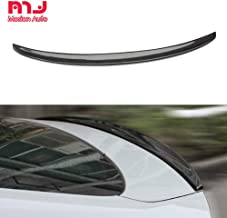 Mosion Auto Carbon Fiber Rear Trunk Spoiler Boot Lid Wing for Audi A5 Coupe 2Door 2010-2017 (Type B)