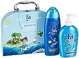 FA KIDS Geschenkset Meerjungfrau mit 250ml Duschgel & Shampoo, 250ml Flüssigseife und FA KIDS...