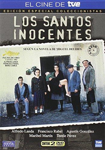 Los santos inocentes Edición Especial [DVD]