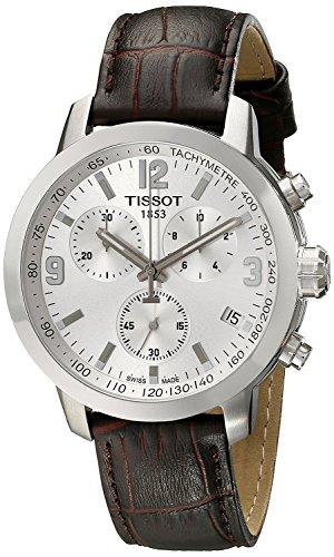 Tissot reloj PRC200 cronógrafo T0554171603700 hombres [mercancías importadas regulares]