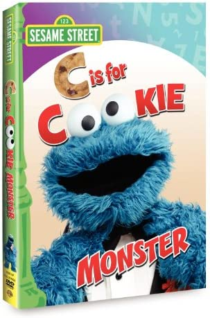 Sesame Street C Is for Cookie Monster product image