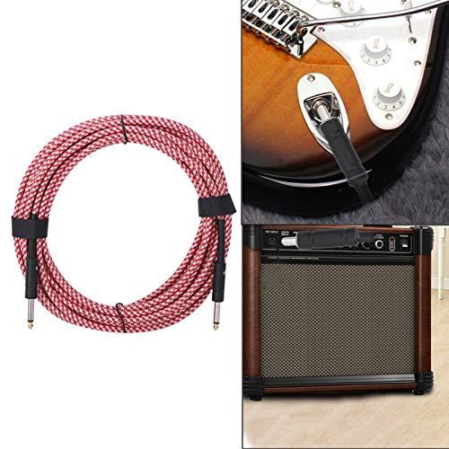 Cable de piano eléctrico universal para instrumentos de guitarra ajustable para adultos...