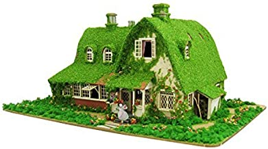 1/150 Studio Ghibli series Kiki's Delivery Service Kiki and Jiji house (Okino House) MK07-22 Paper Craft by Sankei
