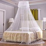 In einem Kinderbett Himmel Hänge aus dem Bett Moskito NetCanopies Zelt-Überdachung Kind-Vorhang für AdultsRoom Dekor Bett Shed Hängematte mit Moskitonetz Moskitonetz für Bett
