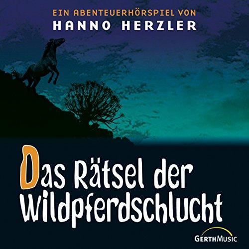 Das Rätsel der Wildpferdeschlucht Titelbild