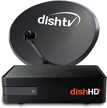 Dish TV HD with 1 Month Titanium Pack