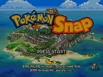 Pokémon Snap - Wii U Digital Code