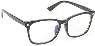 Cyxus Blue Light Filter Computer Glasses Blocking UV Anti Eye Fatigue Transparent Lens Unisex Eyewear Anti-Radiation Matte...