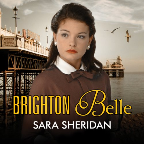 Brighton Belle audiobook cover art