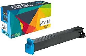 Do it Wiser Compatible Toner Cartridge Replacement for Konica Minolta Bizhub C451 C550 C650 Cyan