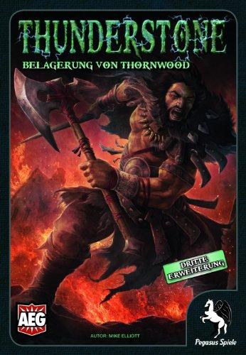 Pegasus Spiele 51034G - Thunderstone Belagerung von Thornwood
