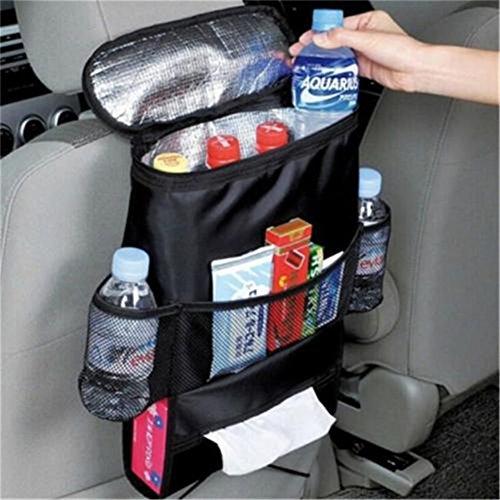HENGSONG Auto Rücksitztasche Rücksitz Organizer Auto Rückenlehnenschutz Utensilientaschen Autozubehör