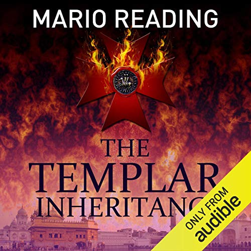 The Templar Inheritance cover art