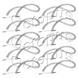 10 Pack Dryer Heating Element Fits AP2135127, PS451031, 5300622032