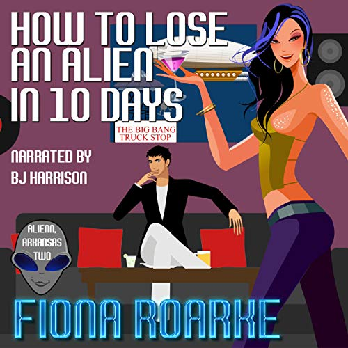 How to Lose an Alien in 10 Days  By  cover art