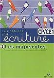 Ecriture CP / CE1 - Cahier majuscules - Hatier - 10/10/2003