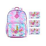 Magic Reversible Sequin School Bag, Lightweight Pre-School Backpack for for...