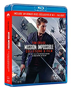 Mission Impossible Collection  7 Blu-Ray  [Import]