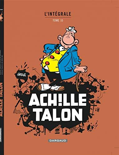 Achille Talon - Intégrales - tome 10 - Achille Talon Intégrale (10)