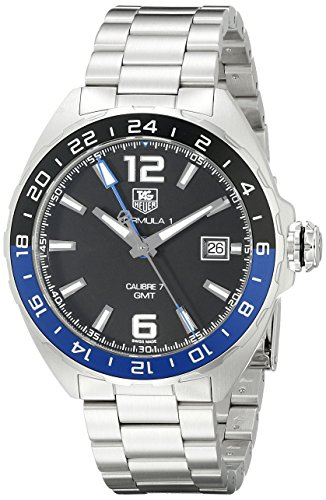 TAG Heuer Men's WAZ211A.BA0875 Formula 1 Analog Display...