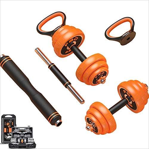 Qinmo Artículos Deportivos, Pesas extraíble Fitness Artíc