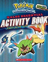 Pokemon: Kalos Essential Activity Book (Pokemon)