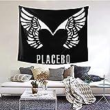 Placebo Logo Picnic Blanketart Tapestry Wall Tapestry