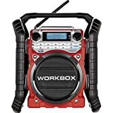 PerfectPro Workbox Radio/Radiowecker MP3Port USB