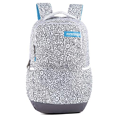 American Tourister AMT DOODLE NXT SCH BG 02 G GFT 35 L Backpack