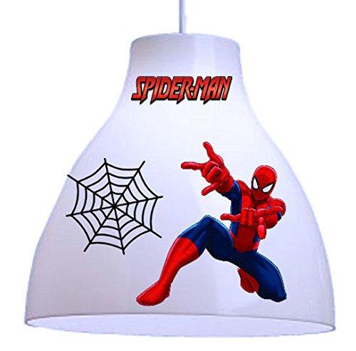 Hanglamp plafondlamp hanglamp lamp Spiderman D1