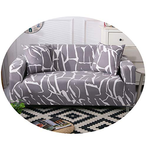 Floral Printing Stretch Slipcovers Elastic Stretch Sofa Cover For Living Room Couch Cover L Shape Armchair Cover colour24 3seater and 4seater