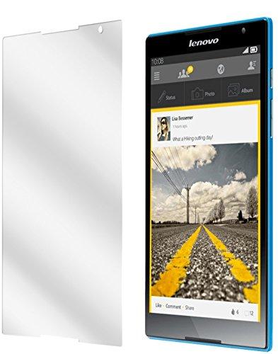 dipos I 2X Schutzfolie klar kompatibel mit Lenovo Tab S8-50 Folie Bildschirmschutzfolie