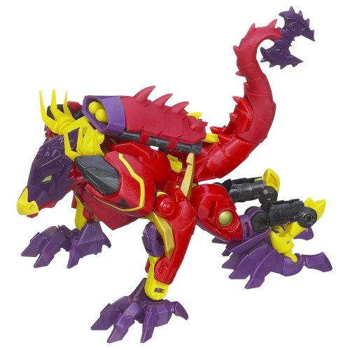 Transformers Prime Beast Hunters Deluxe Figur - Lazerback [UK Import]