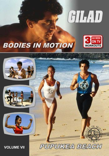Gilad: Bodies in Motion: Pupukea Beach