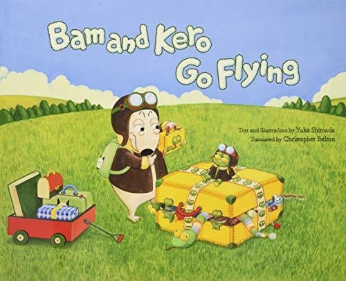 Bam and Kero Go Flying バムとケロのそらのたび英語版の詳細を見る