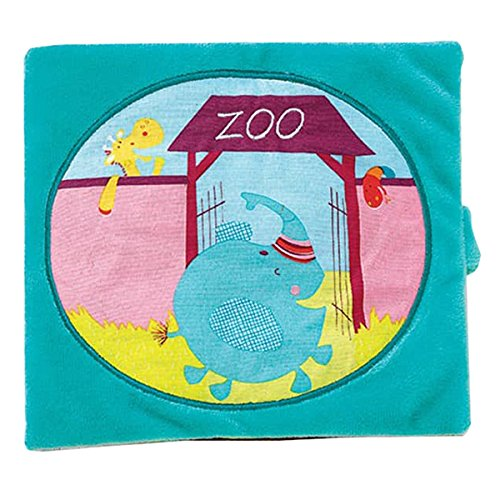 Lilliputiens - 86610 - Livre - Albert - au zoo