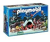 PLAYMOBIL 3006 Jolly Hugo Wolf Lobo XXL Copa, en Geschenkkartton