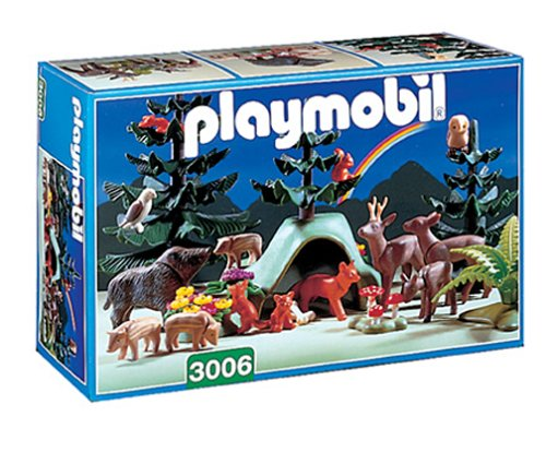 PLAYMOBIL 3006 Jolly Hugo Wolf Lobo XXL