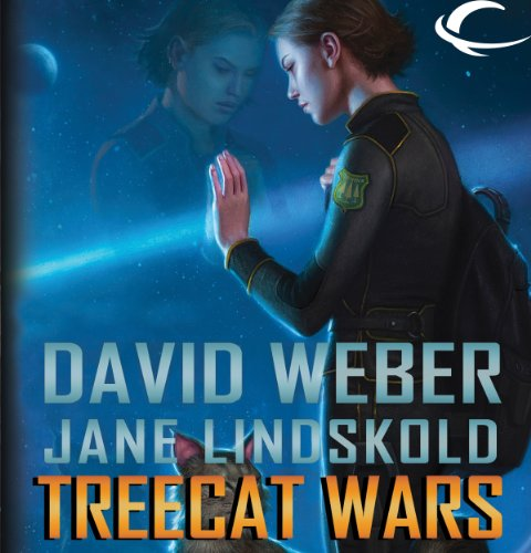 Treecat Wars audiobook cover art