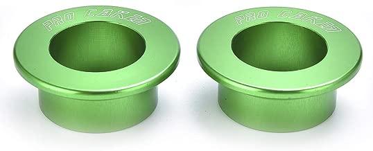 PRO CAKEN CNC Rear Wheel Spacers for KX125 KX250 KXF250 KXF450 KLX450R